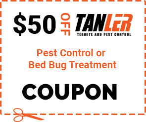 , Coupons, Tanler Termite and Pest Control