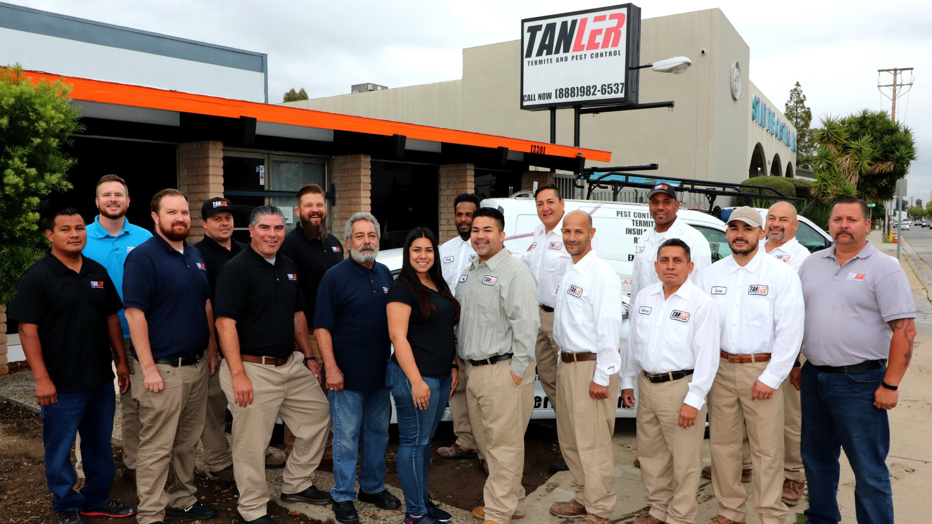 , Home, Tanler Termite and Pest Control