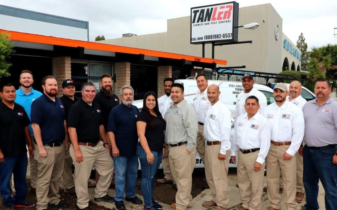 Tanler Termite team members